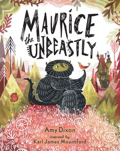 Book Cover Design, Book Design, Halloween Books For Kids, Maurice, Children's Book Illustration, Book Illustrations, Halloween Illustration, Digital Illustration, Graphic