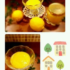 ( ☆∀☆)おかなさんのレモンカード たまちんとこで見掛けて☆めちゃ食べたくて~昨夜シーンとなってからレモン2個で作ってみました♪伯母の家の無農薬レモンなので安心です♪ 味見止まらんっす( ☆∀☆) たまちん言うように妖怪ペロペロになるわぁ笑(*^▽^*)今朝は、パンちぎりながらつけーの食べたよ♪娘たちも、ウマウマ連発☆☆☆☆☆ レモンをくれた伯母にも持って行きます♪ おかなさん有難うでーす\(^-^)/ たまちん食べ友宜しくね~(*^▽^*) - 102件のもぐもぐ - おかなさんの簡単♪レモンカード♡ by きみち