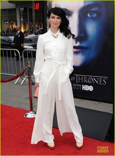 Lena Headey (Cersei Lannister): Game of Thrones Season 3 Premiere Party!