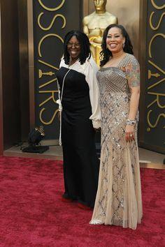 Whoopi Goldberg Oscars 2014