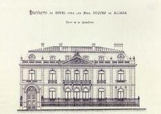 Palacio Aliaga.Madrid.