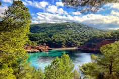Cala Salada, Ibiza, Spain