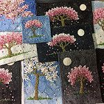 Blossom tree collection por Kirsten Chursinoff