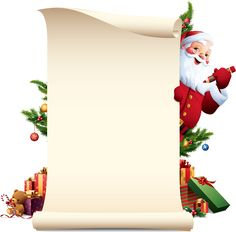 Package from Santa for kids - letter, certificate, nice list, and map Christmas Letter From Santa, Santa Letter, Christmas Fun, Holiday Fun, Vintage Christmas, Holiday Decor, Personalized Letters From Santa, Official Letter, Letters For Kids