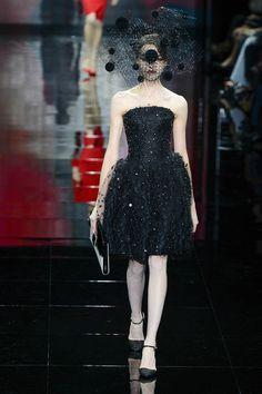 Giorgio Armani Privé | Haute Couture | AI2014/15 | Look 47 #mafash14 #bocconi #sdabocconi #mooc #w1 #hautecouture #ai2015