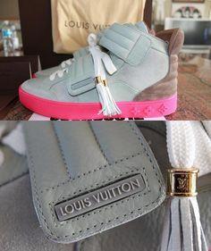+ louis vuitton sneakers