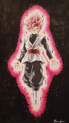 0dee8ea2a101 Goku Black Ssj, Goku Black Super Saiyan, Dbz, Goku And Vegeta, Son Goku, Dragon  Ball Gt, Saga, Black Dragon, Naruto