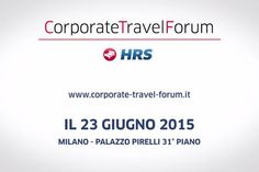 Corporate-Travel-Forum 2015 Milano