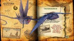 Book Of Dragons - Thunderdrum page Httyd Dragons, Cute Dragons, Dreamworks Dragons, Book Of Dragons, How To Train Dragon, How To Train Your, Free Images For Websites, Dragon Classes, Dragon Facts