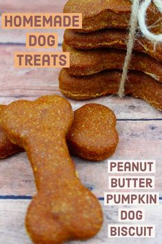 This dog treat homemade recipe is a fun gift for your dog. This Christmas give your dog the gift of peanut butter dog treats. Dog Biscuit Recipe Easy, Dog Cookie Recipes, Easy Dog Treat Recipes, Dog Biscuit Recipes, Healthy Dog Treats, Dog Food Recipes, Doggie Treats, Dog Treat Cookie Recipe, Dog Christmas Cookies Recipe