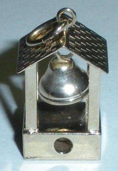 Bell Steeple that rings, Stanhope Pendant (Ebay)