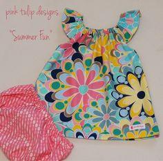 our new 'summer fun' dress ♥