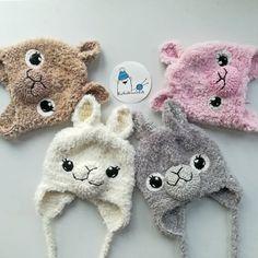 Newborn Crochet, Crochet Baby Hats, Crochet Gifts, Hand Crochet, Knitted Hats, Crochet Animal Hats, Booties Crochet, Baby Booties, Beanie Babies
