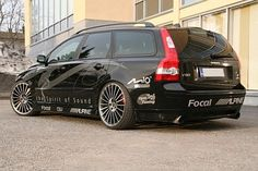 V50 with body kit
