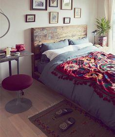 ベッドルーム インテリア イメージ