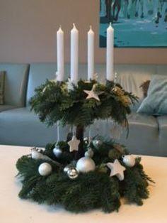 Kerst op stapel
