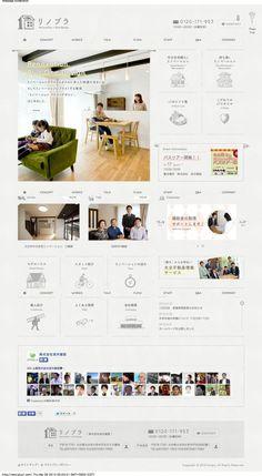 Renovation+One 網頁設計 | MyDesy 淘靈感