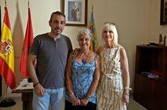 El alcalde de Segorbe, Rafael Magdalena ningunea a la Asociación Hermanamiento Segorbe-Andernos