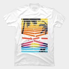The Break of Dawn on Summer Beach t-shirt and tees.