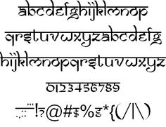 Samarkan font by Titivillus Foundry - FontSpace