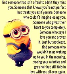 Top 30 Minion Love quotes #quote