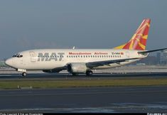 Boeing 737-3H9 - MAT - Macedonian Airlines (JAT - Yugoslav Airlines) | Aviation Photo #0486094 | Airliners.net