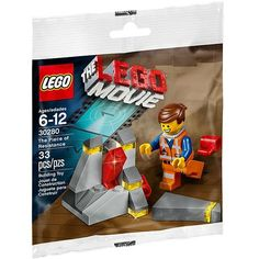 Black Friday 2014 The Piece of Resistance LEGO Movie Set 30280 with Emmet Minifigure from LEGO Cyber Monday. Black Friday specials on the season most-wanted Christmas gifts. Lego Movie Characters, Lego Movie Sets, Building For Kids, Building Toys, La Grande Aventure Lego, Lego Zombies, Best Lego Sets, All Lego, Lego Toys
