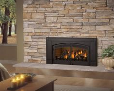 16 best high efficiency gas inserts images custom fireplace gas rh pinterest com