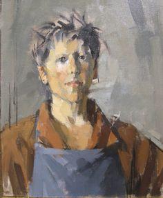 Maggie Siner-- self portrait