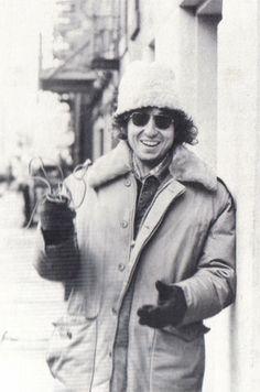 A lighter side of Bob.