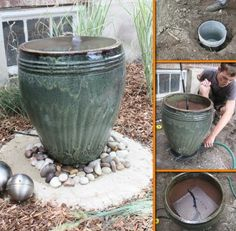 Adding A Water Feature To Your Outdoor E Doesn T Have Be Difficult Or