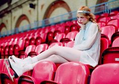 Petite Meller : http://soundcloud.com/petite-meller INTERVIEWED AND STYLED BY NAO KOYABU PHOTOGRAPHY BY ELEANOR HARDWICK