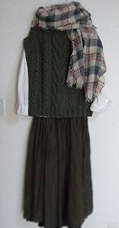 Ravelry: M. Aran Vest pattern by michiyo