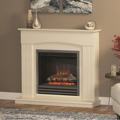 16 desirable electric fire suites images rh pinterest com
