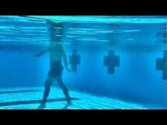 56 meilleures images du tableau Aquagym Aquabike en 2017  Exercice piscine Exercice sport et