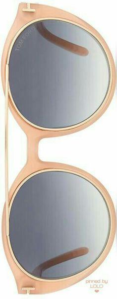 33f77d23e3 quenalbertini  Tom Ford Joan Two Tone Aviator Sun- glasses