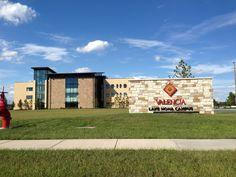 Valencia Community College's new campus in Lake Nona