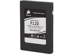 """Corsair Force CSSD-F120GB2/RF2 2.5"""" 120GB SATA II MLC Internal Solid State Drive (SSD)"""