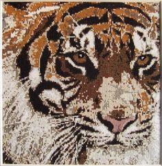額絵『虎』