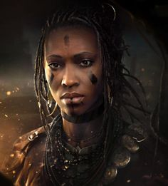 25 Beautiful and Realistic 3D Character Designs and Models for your inspiration