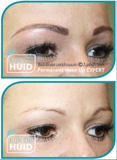 Permanent Make Up Haartjestechniek - Hairstroke