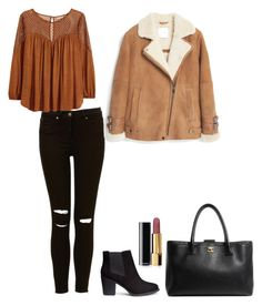 """Untitled #112"" by emmaruus on Polyvore featuring H&M, Chanel and MANGO"