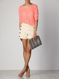 These shorts: Hoss Intropia - Spring-Summer 2013