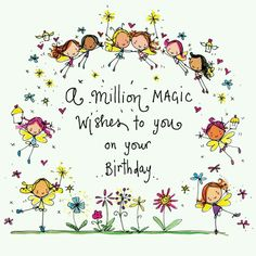 a million  wishes