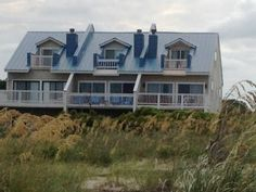 Directly Oceanfront, Four Bedrooms, Four Baths And Private Beach Access!Vacation Rental in Tybee Island from @HomeAway! #vacation #rental #travel #homeaway