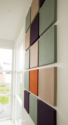 addenda panneaux acoustiques fixer au mur design studio manade manade panneaux. Black Bedroom Furniture Sets. Home Design Ideas