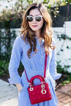 Stylewich by Elizabeth Lee, Fashion Blogger, Outfit Ideas, Style Inspiration, Spring Fashion, Mini Lady Dior Bag