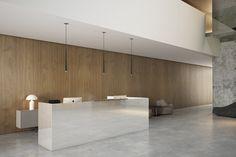 Reception desks | Entrance-Reception | Reception | BK CONTRACT. Check it out on Architonic