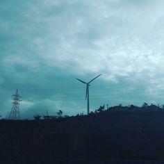 Windmill.... Wind Energy... #nature #wind #windy #windmill #naturalresources #picoftheday #FF #instafollow #l4l #tagforlikes #followback #love #instagood #tbt #photooftheday #followme #likeforlike #chittirs June 29 2017 at 10:04AM