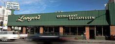 """Langer's Delicatessen-Restaurant"" https://sumally.com/p/398598"